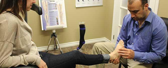 foot-assessment-elios-pedorthist-Niagara