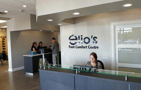 elios new clinic reception