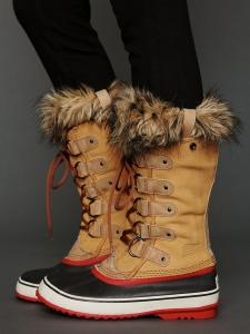 Elio's winter footwear sorel joan of arctic