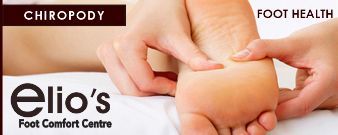 chiropody foot health elios
