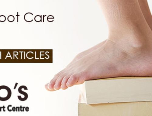 Diabetic Foot Care Niagara   Chiropodist Tips