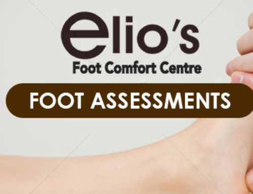 Foot Assessment Helps Niagara Foot Care Program