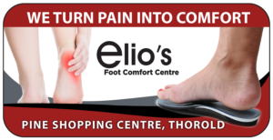Outdoor Media | Elio's Foot Comfort Centre
