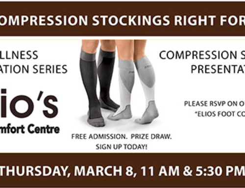 Wellness Information Series | Compression Socks