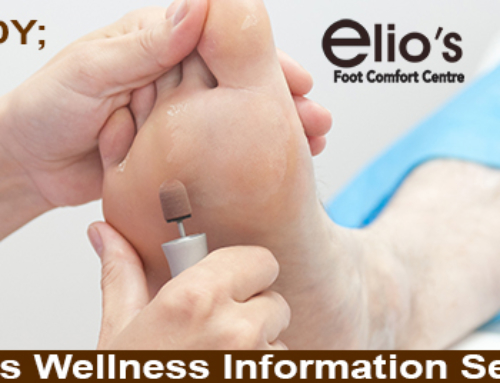 Chiropody |  What is it | Do I need it | Information Session