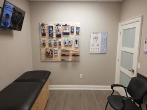 Patient Assessment Room Elio's Foot Comfort Centre