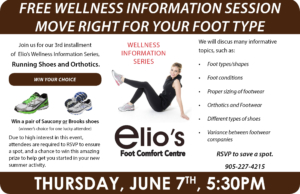 Move Right for Your Foot Type | Running Shoes Wellness Session