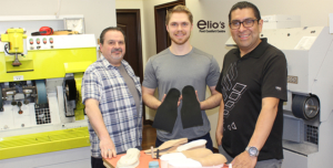On Site Lab | Elio's Foot Comfort Centre