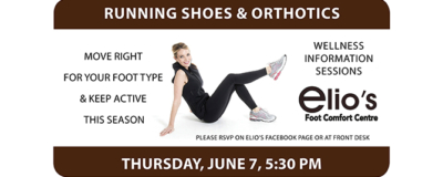 Move Right _ Running Shoes _ Wellness Session _ Elios