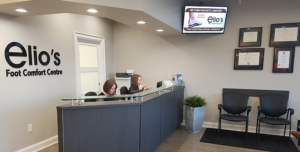 Waiting Room | Elio's Foot Comfort Centre