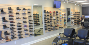 Retail Showroom Orthopedic Footwear | Elio's Foot Comfort Centre