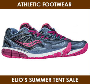 ATHLETIC FOOTWEAR Summer Tent Sale