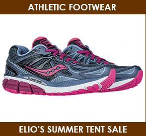 ATHLETIC FOOTWEAR Summer Tent Sale
