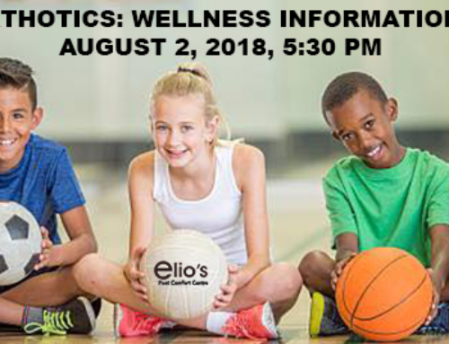 Kids Foot Orthotics | Wellness Information Session | August 2