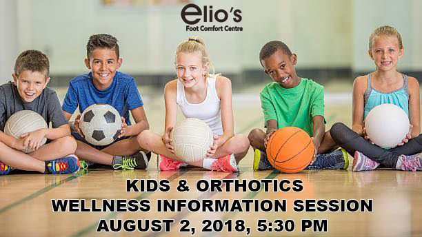 Kids And Orthotics | Wellness Session | August 2