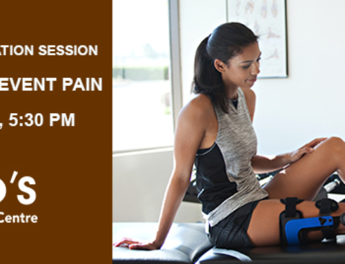 Bracing to Prevent Pain | Wellness Information Session | September 6
