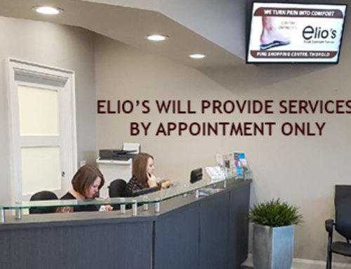 Service By Appointment Only | Clinic Hours Change