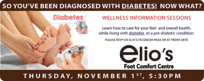 diabetes foot wellness session Elios_blog