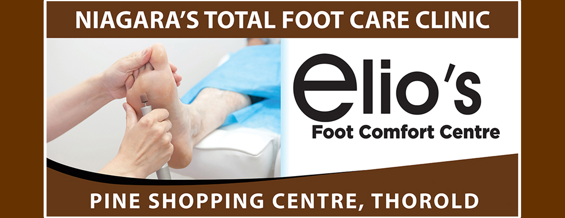 Niagara's Total Foot Care Clinic _ Elio's