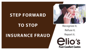 Step Forward | Stop Insurance Fraud | Public Awareness Campaign