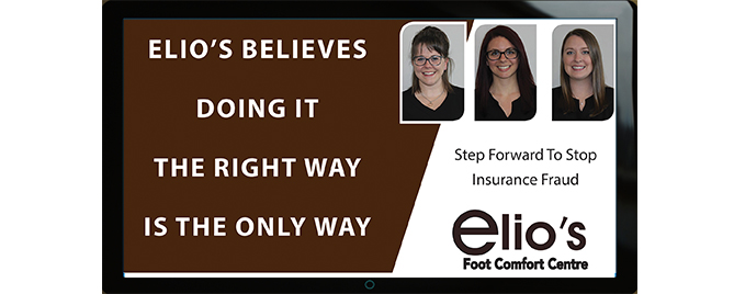 top insurance fraud _ elios foot comfort centre staff