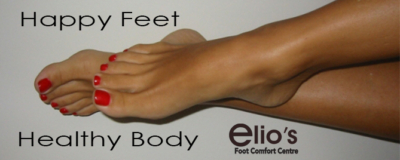 happy feet _ healthy body elio's
