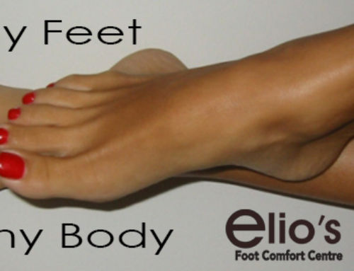 Happy Feet Are the Foundation of a Healthy Body