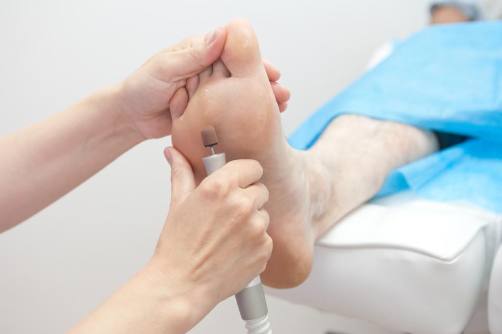 foot care nurse