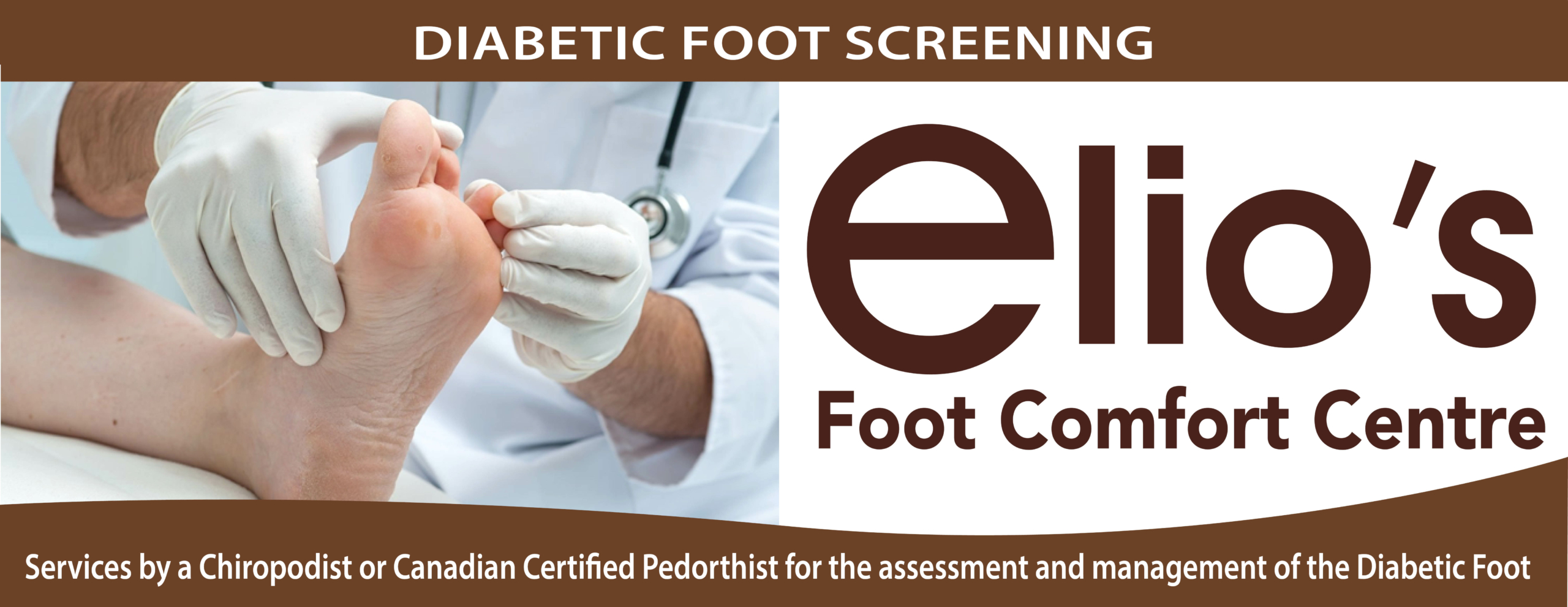 diabetic foot screening elios
