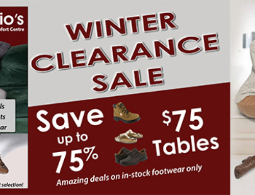 Winter Clearance Sale Starts January 13 – Save up to 75 percent